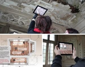 La réalité augmentée dans les musées