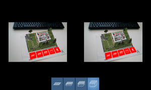 cardboard réalité augmentée