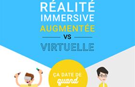 extrait du téléchargement de l'application AR VR