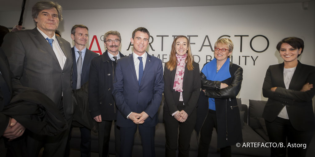 Visite Valls Artefacto Betton
