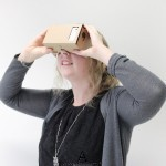 augmented reality with google cardboard