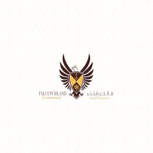 logo falcon island