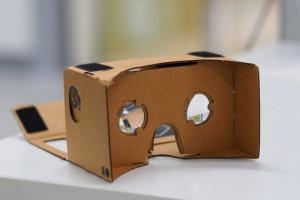 Casque de réalité virtuelle Google Cardboard