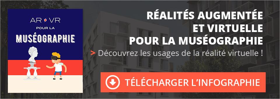 CTA infographie AR/VR muséo