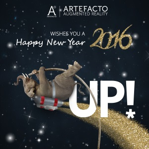 happy new year artefacto