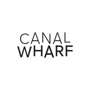 canal wharf logo