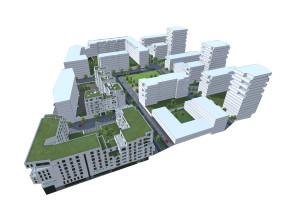 projet city dox 3D