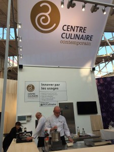 stand centre culinaire