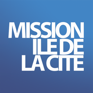 logo application île de la cité