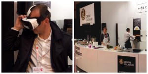 visite virtuelle stand centre culinaire contemporain