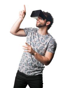 casque occulus rift réalité virtuelle