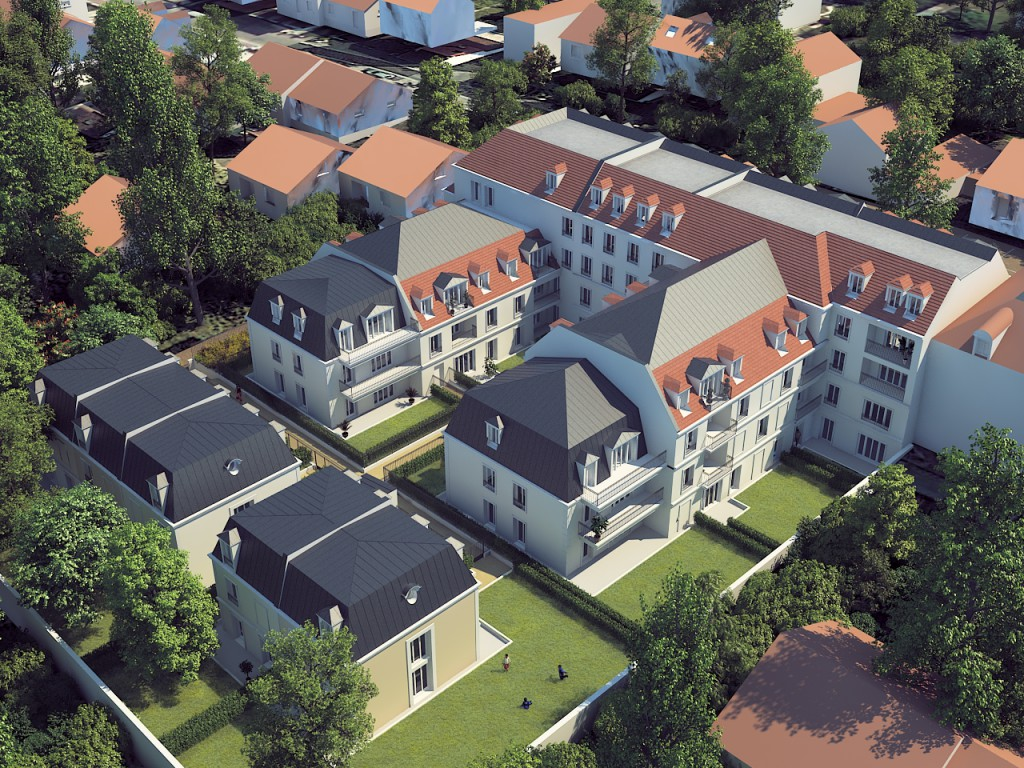 Visite virtuelle programme immobilier