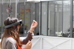 casque microsoft hololens réalité augmentée