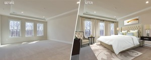Home-staging-example-before-after
