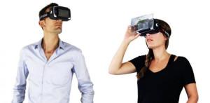 Casque VR pour la visite de biens immobiliers