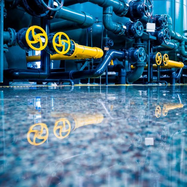 Projet industriel process 3D
