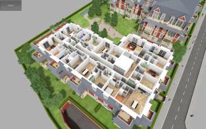Réalite virtuelle immobilier