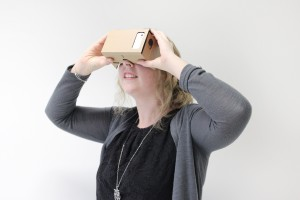 réalité virtuelle pour visualiser un bien immobilier