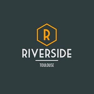 logo riverside toulouse