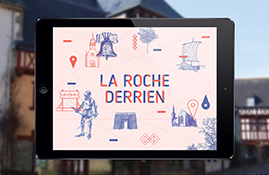 application la roche derrien