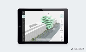 mockup shift 3D application