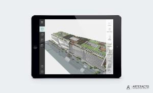 mockup shift 3D app