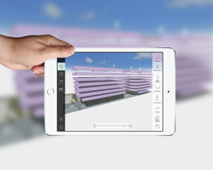 unibail shift 3D ipad mini