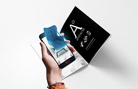 catalogue en réalité augmentée