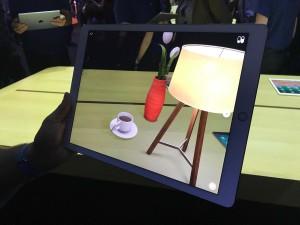 ipad arkit mobilier 3D