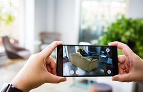 technologie tango sur smartphone Lenovo