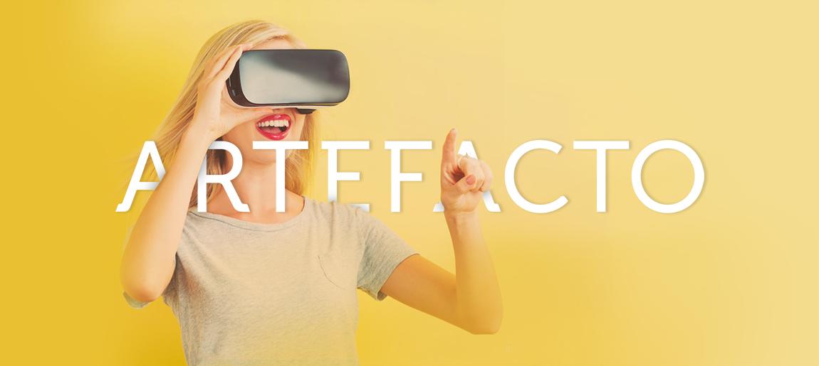 Artefacto expert de la réalitée virtuelle et réalité augmentée