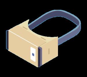 Casque Google Carboard VR