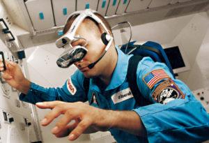 casque réalité augmentée NASA