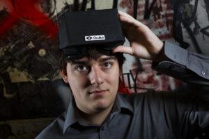 Le concepteur de l'Occulus : Palmer Luckey