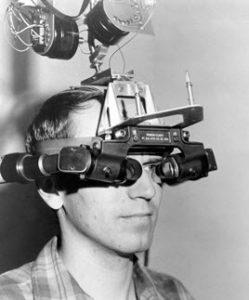 première expérience de réalité augmentée