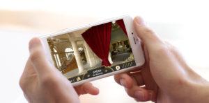 application visite 360 opéra artefacto