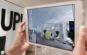 application visite virtuelle immobilier