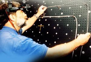 casque de réalité augmentée pour Boeing