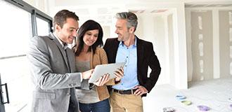 L'application de visite pour illustrer votre projet immobilier résidentiel
