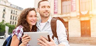 L'application connectée de parcours touristique