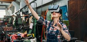 Votre outil de formation en réalité virtuelle pour l'industrie