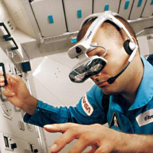 casque de réalité augmentée de la NASA