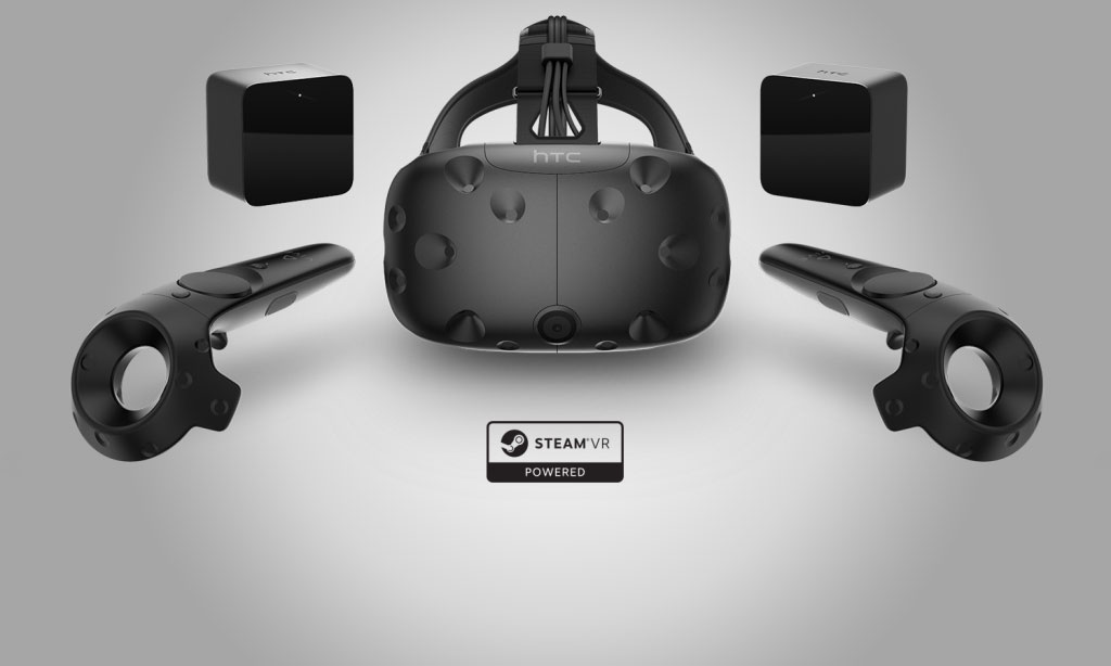 Dispositif HTC Vive