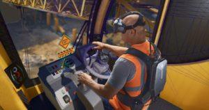 formation de grutier en VR