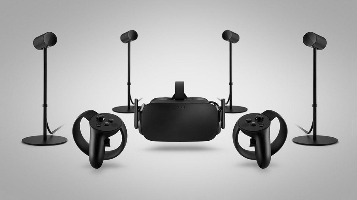 Dispositif Oculus Rift