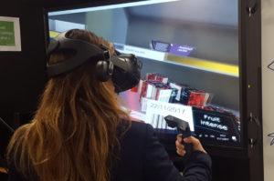Emploi en VR