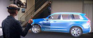 casque Hololens chez Volvo