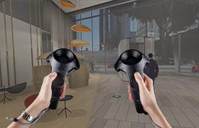 Référence HTC Vive Unibail Shift