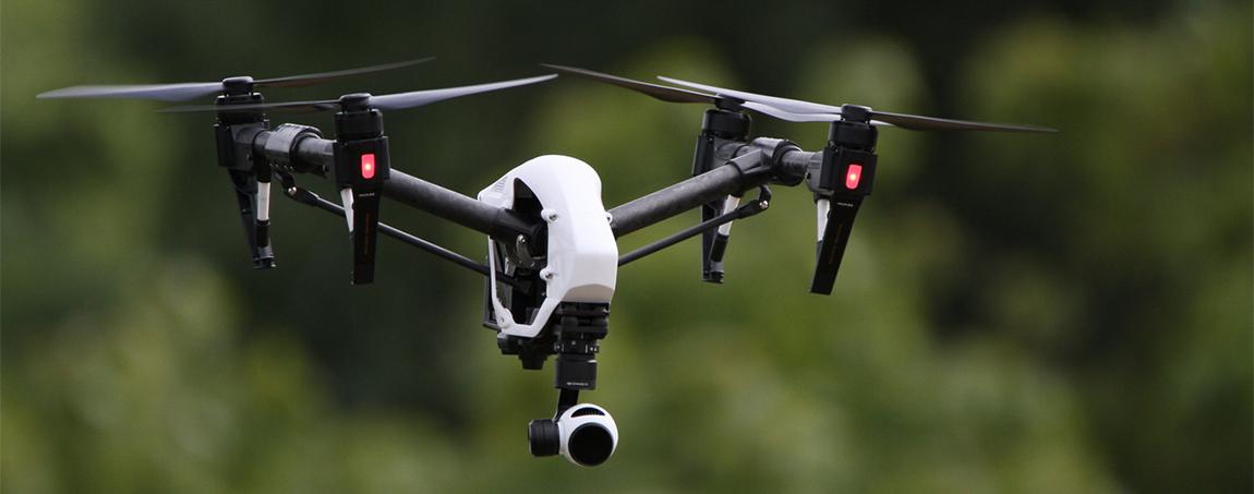 drone pour l'immobilier