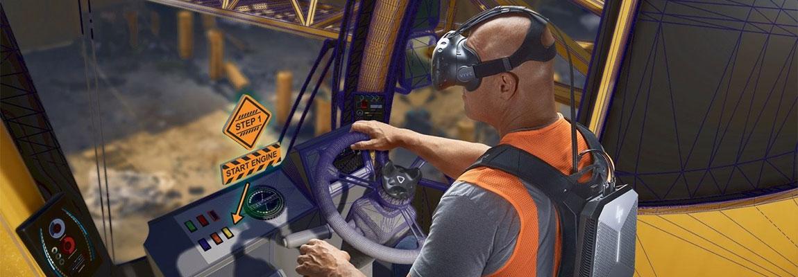 formation de grutier en réalité virtuelle